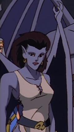 Angela - GargWiki Gargoyles Angela
